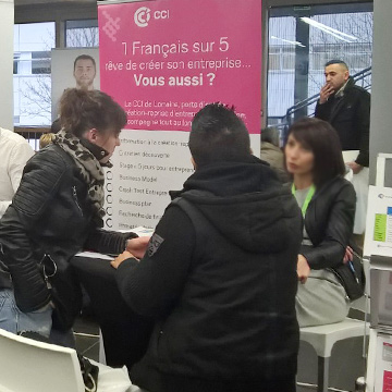 Photo du Salon Go 2016