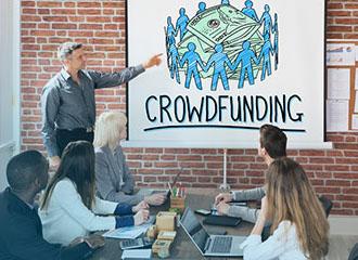 Conférence sur le crowfunding