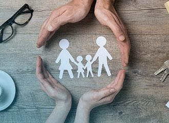 Protection sociale de sa famille