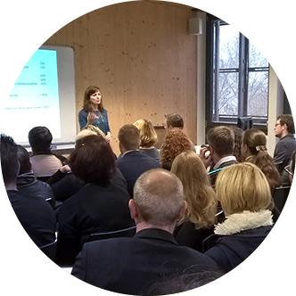 Conférence sur la création et reprise d'entreprise en Moselle