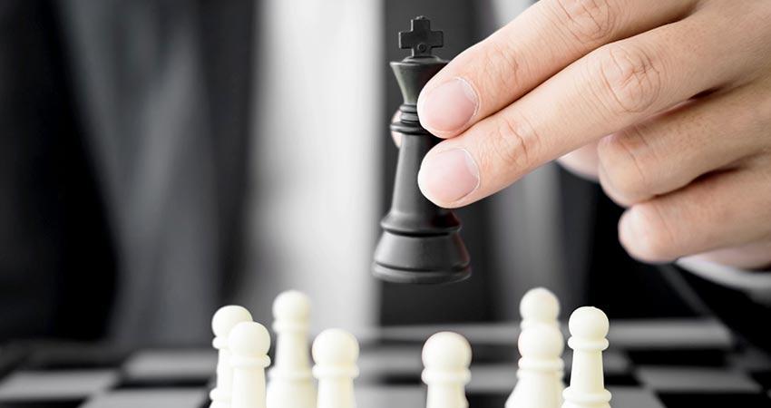 Stratégie de création d'entreprise